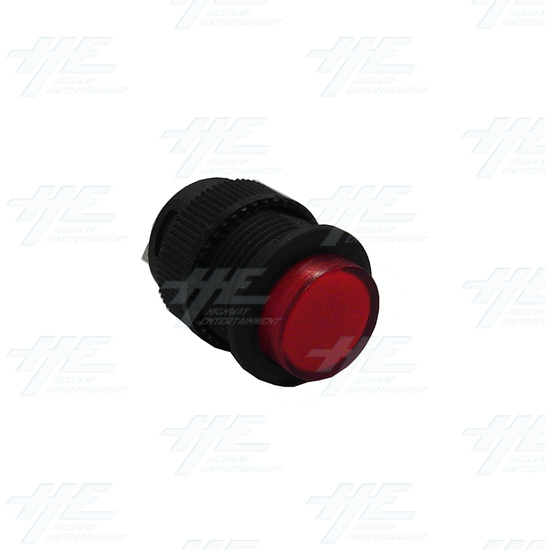 Test Button (Red) for Vewlix Arcade Machine - Full View