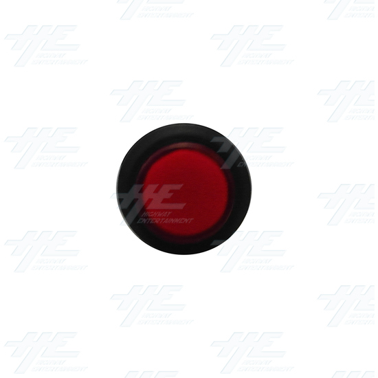 Test Button (Red) for Vewlix Arcade Machine - Front View