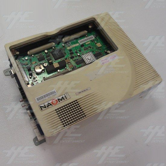 Sega Naomi Motherboard Only (Faulty) - Full View