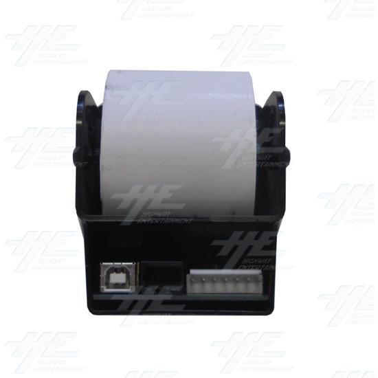 Phoenix Thermal Printer - Back View