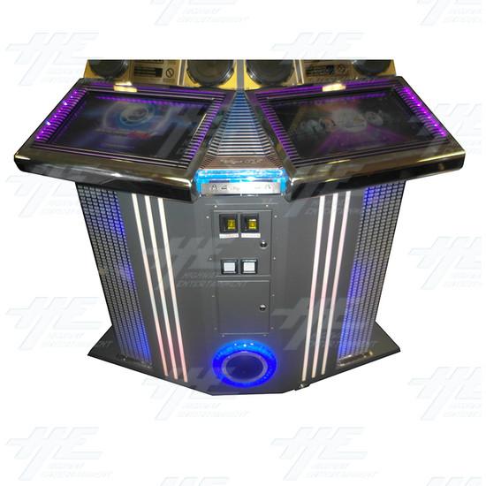 Magic DJ 3D Music Arcade Machine - Control Panel