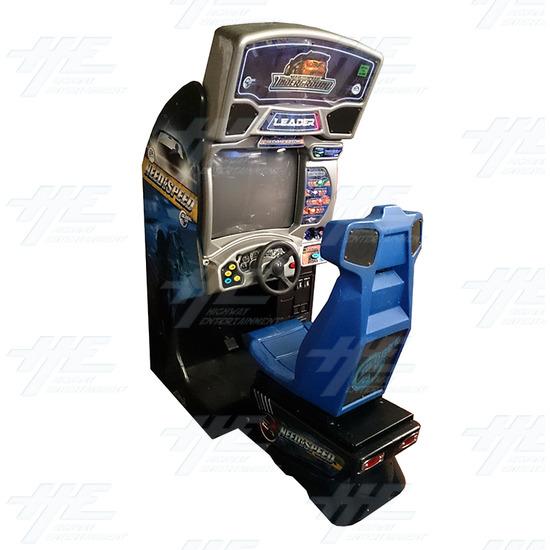 Need for Speed Underground SD Arcade Machine (Project Machine) - Full View