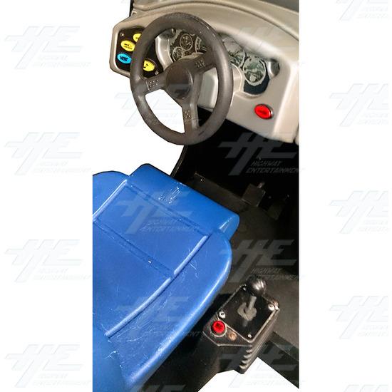 Need for Speed Underground SD Arcade Machine (Project Machine) - Shifter