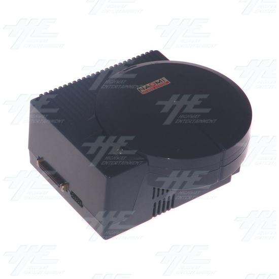 Sega Naomi GD-ROM Drive - Angle View