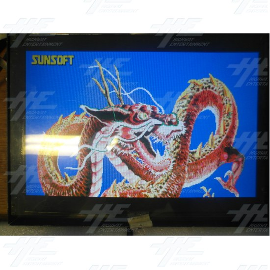 Shanghai II Arcade Game Board - View 1