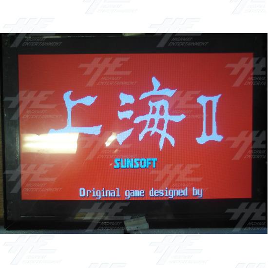 Shanghai II Arcade Game Board - View 2