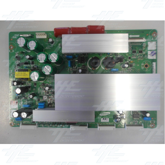 Assy PCB Y Main board - L J92-01494A (Samsung Plasma) - Front View