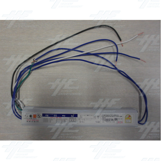 Fluorescent Ballast For 20W Lamp - Front View
