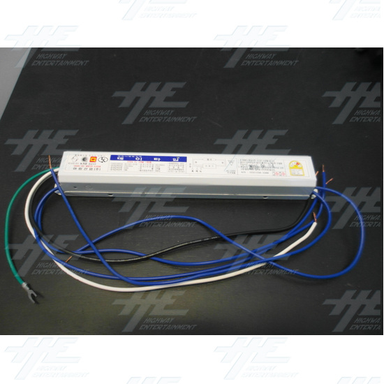 Fluorescent Ballast For 20W Lamp - front view 2
