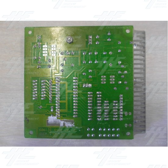 Credit Board for Skill Tester (7pcs) - Back View