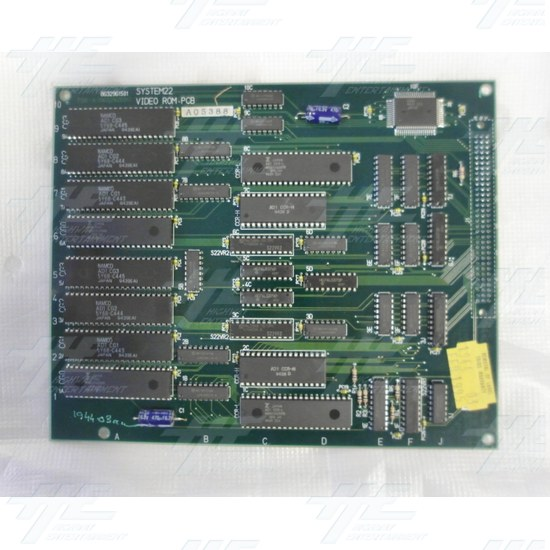 Namco System 22 Video ROM PCB - Screenshot 1