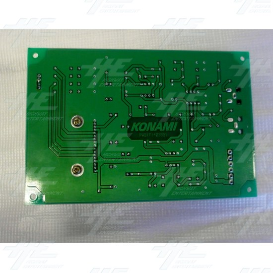 Operation Thunder Hurricane PCB (4) Part Side - Screenshot 2