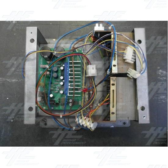 Namco HP AMP PCB - Namco HP AMP PCB