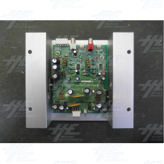 Konami GQ874-PWB(F)B PCB - Konami GQ874-PWB(F)B PCB