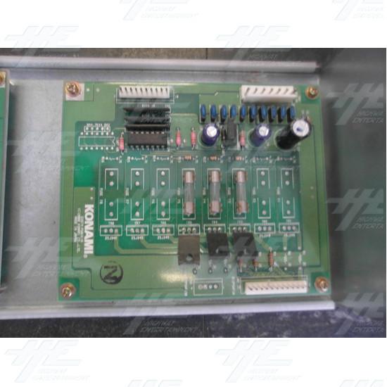 Konami GN845-PWB(C) PCB and Konami GX874-PWB(K)A PCB - Konami GX874-PWB(K)A PCB