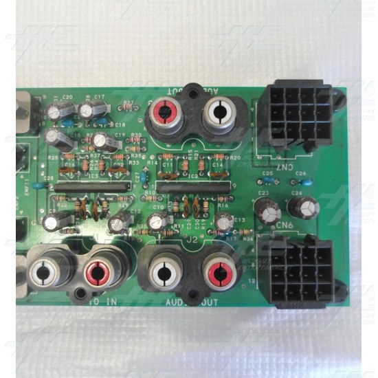 Namco 256 Taito Lindbergh Sega I / O Board D PCB - Screenshot 4