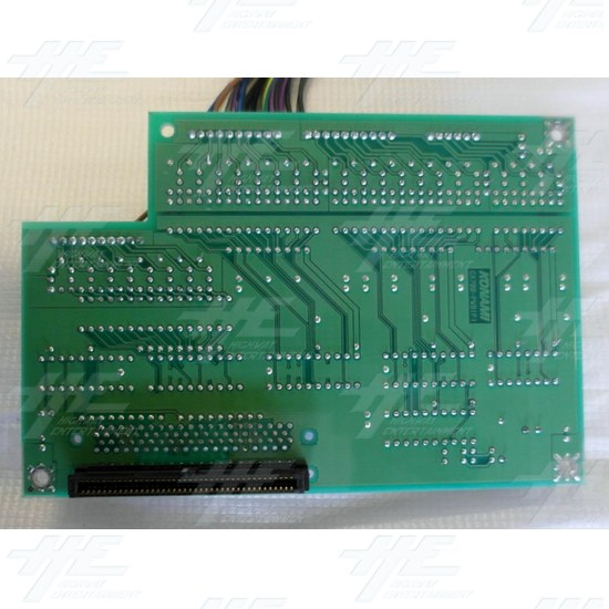 Konami GX700-PWB(F) Analogue I/O Board PCB - Screenshot 6