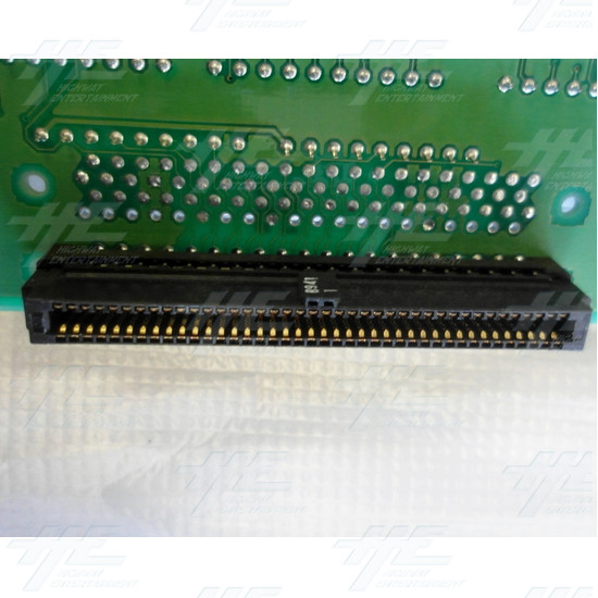 Konami GX700-PWB(F) Analogue I/O Board PCB - Screenshot 7