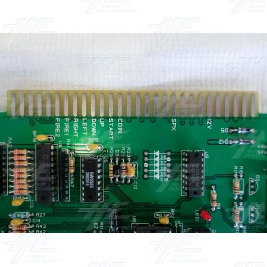 Chameleon 24 Arcade Combo Board PCB - Screenshot 3