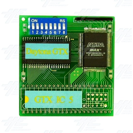Daytona GTX 2004 Upgrade Kit for Daytona USA - PCB Front View