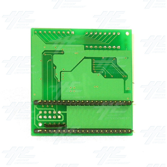 Daytona GTX 2004 Upgrade Kit for Daytona USA - PCB Back View