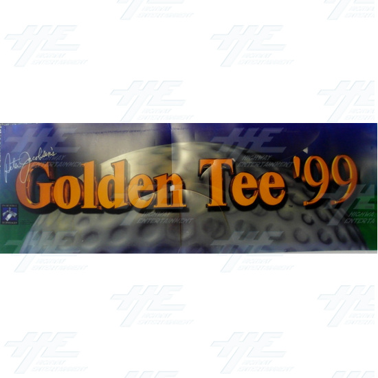 Golden Tee 99 Kit - Header