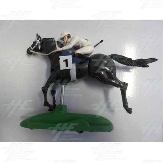 Sega Royal Ascot 2 DX Horse Only -Horse Number 1 - RA - Horse 1 - L.JPG