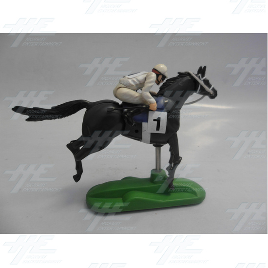 Sega Royal Ascot 2 DX Horse Only -Horse Number 1 - RA - Horse - upright.JPG