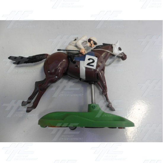 Sega Royal Ascot 2 DX Horse Only -Horse Number 2 - RA - Horse2 - L.JPG