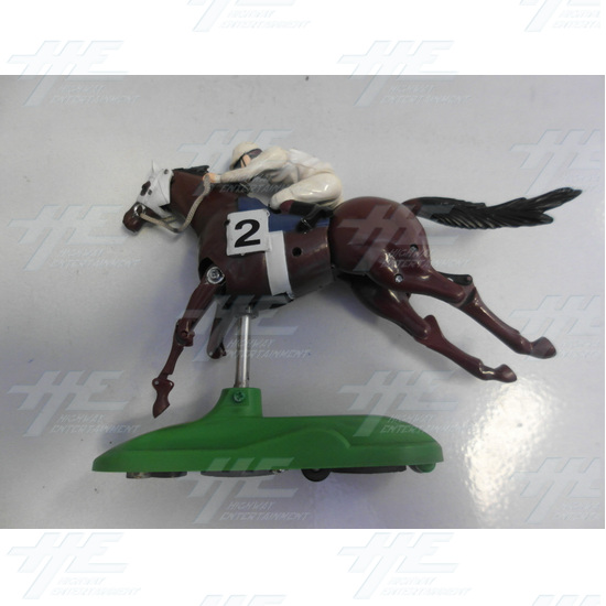 Sega Royal Ascot 2 DX Horse Only -Horse Number 2 - RA - Horse2 - R.JPG
