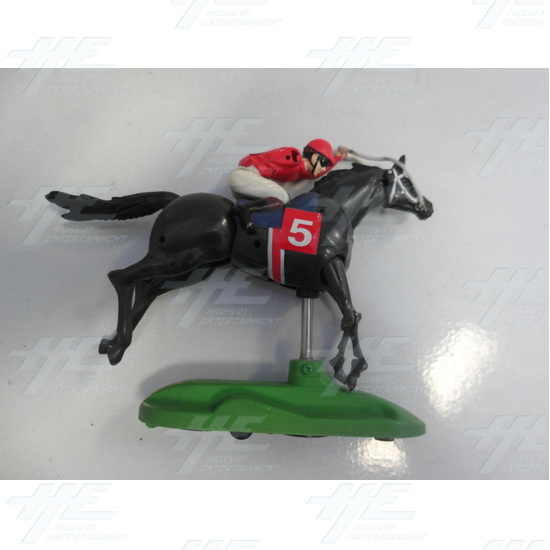 Sega Royal Ascot 2 DX Horse Only- Horse Number 5 - RA - Horse5 - L.JPG