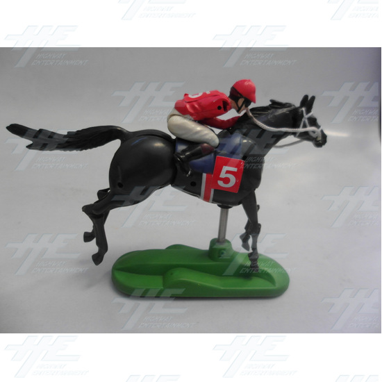 Sega Royal Ascot 2 DX Horse Only- Horse Number 5 - RA - Horse5 - Upright.JPG