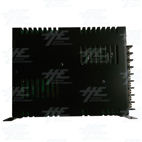 20 Amp Switching Power Supply (Model Number P15CF) - Left Side