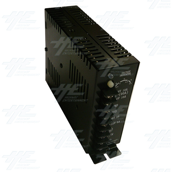 20 Amp Switching Power Supply (Model Number P15CF) - Full View