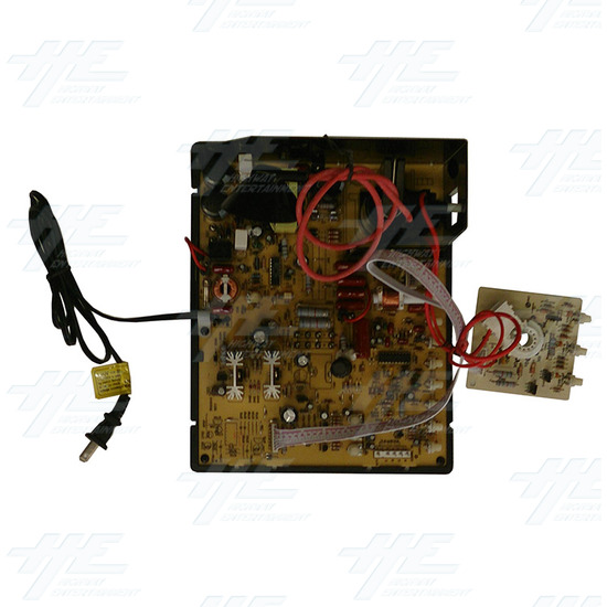 20 inch CGA Chassis Suitable for 20 inch CGA Monitor (Model Number C2820H) - Top View