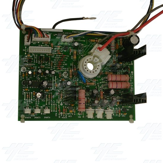 29 inch CRT Monitor Chassis Board (Model Number c3129ds) - Yoke Board
