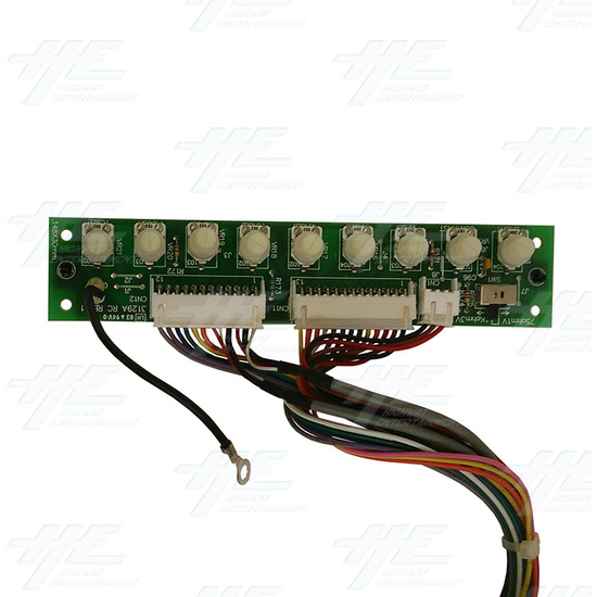 29 inch CRT Monitor Chassis Board (Model Number c3129ds) - Monitor Board