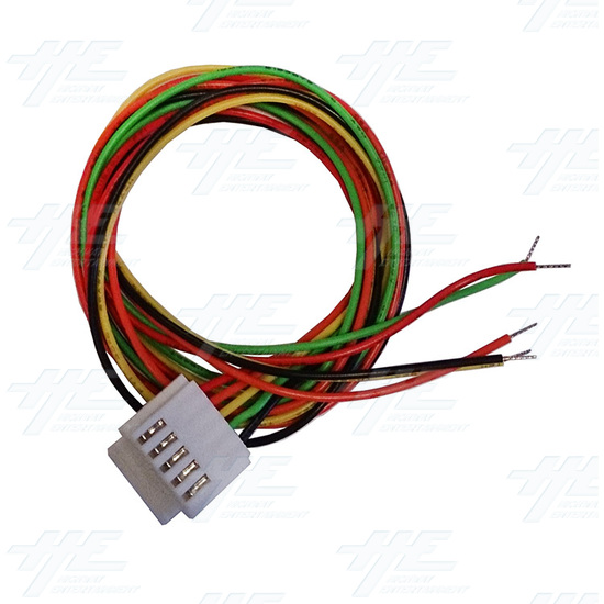 5 Pin Harness For Joystick (Suitable for Sanwa and Seimitsu) - Full View