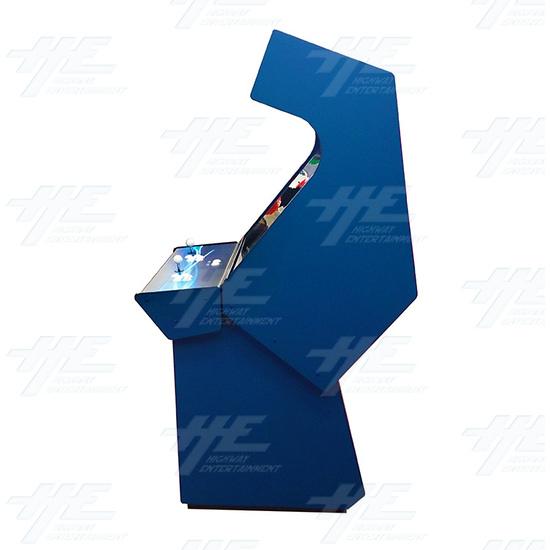 Arcade Master 26 Inch Arcade Cabinet  (Showroom Model) - Side View
