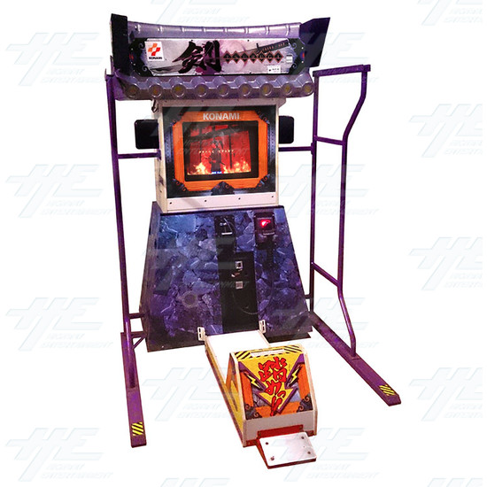 Tsurugi Arcade Machine (not working) - Full View