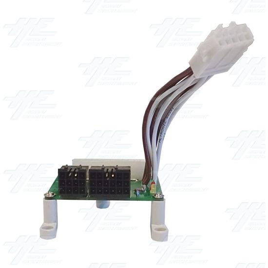 Sega to ATX Power Supply Adapter Kit - Sega to ATX Power Supply Adapter Kit