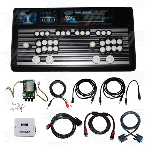 Xtreme Game Wizard Control Panel Upgrade Kit - Xtreme Game Wizard Control Panel Upgrade Kit