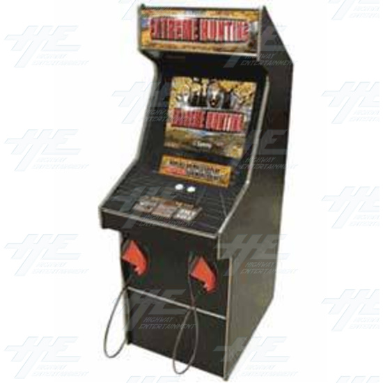 Extreme Hunting SD Arcade Machine (Cabinet only - Project Machine) - extreme hunting sd arcade machine.jpg