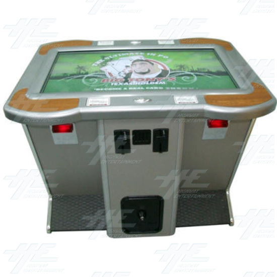 Big Tony's PokerKard Arcade Machine - Big Tony's PokerKardm Arcade Machine