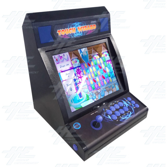 Touch Wizard Desktop (Joystick Model - Blue Version) - touch-wizard-left-angle.jpg