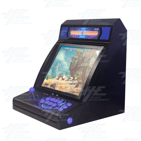 Touch Wizard Desktop (Joystick Model - Blue Version) - touch-wizard-right-angle.jpg