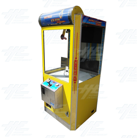 Acme Crane Extreme (not working) - Acme Crane Machine Angle View2.jpg
