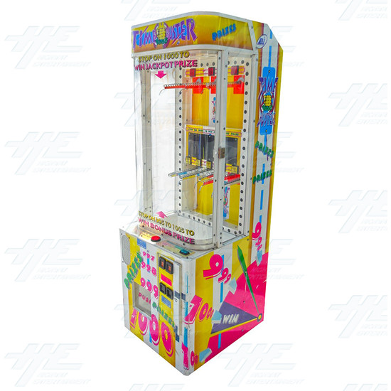 Time Buster Redemption Machine (not working) - time-busters-right-angle-view.jpg