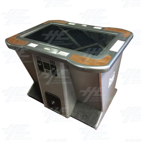 Big Tony's PokerKard Arcade Machine - Angle View
