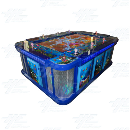 Arcooda 8 Player Fish Machine - Deluxe Edition - Arcooda 8 player fish machine angle view 6908.png